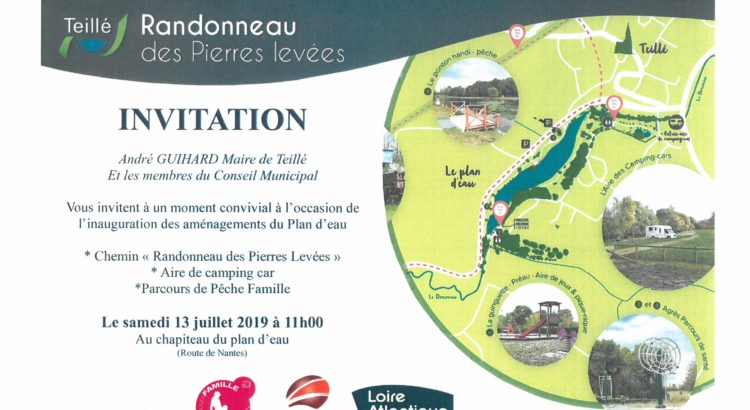 Invitation randonneau